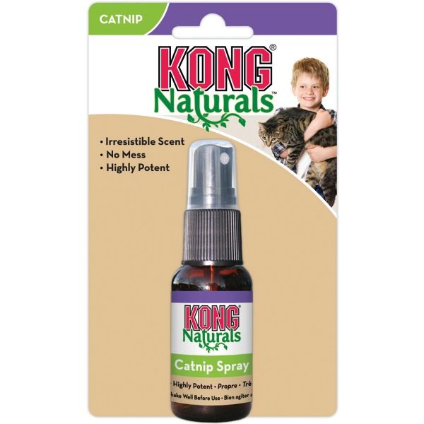 Catnip Spray Kong® Naturals
