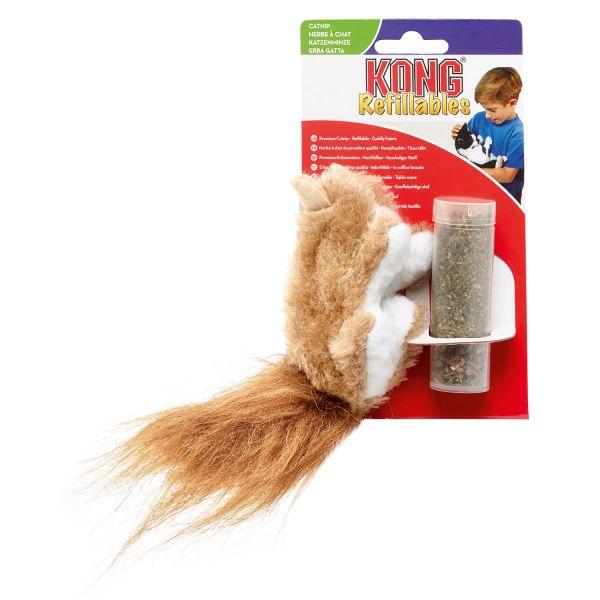 Katzenspielzeug KONG® Refillables Catnip