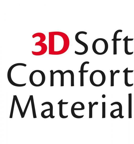 3D Soft Comfort Material