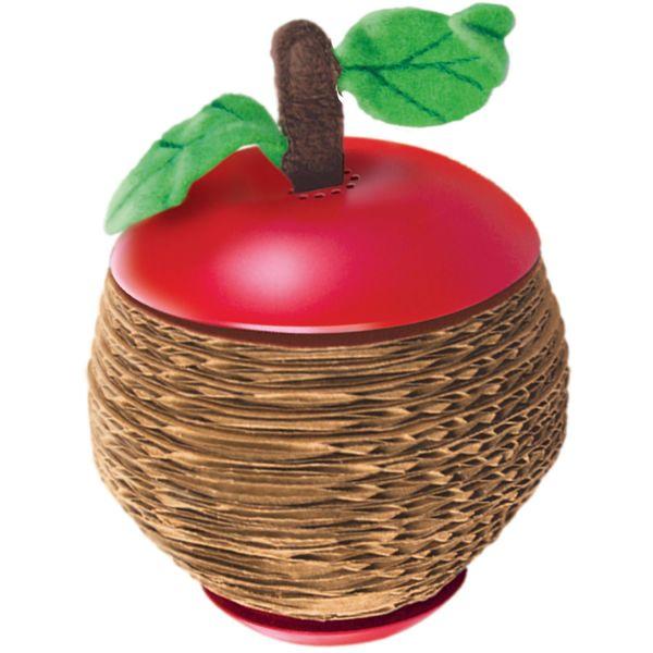 Katzenspielzeug KONG® Scratch Apple