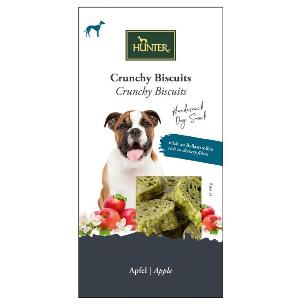 Hundesnack Crunchy Biscuits