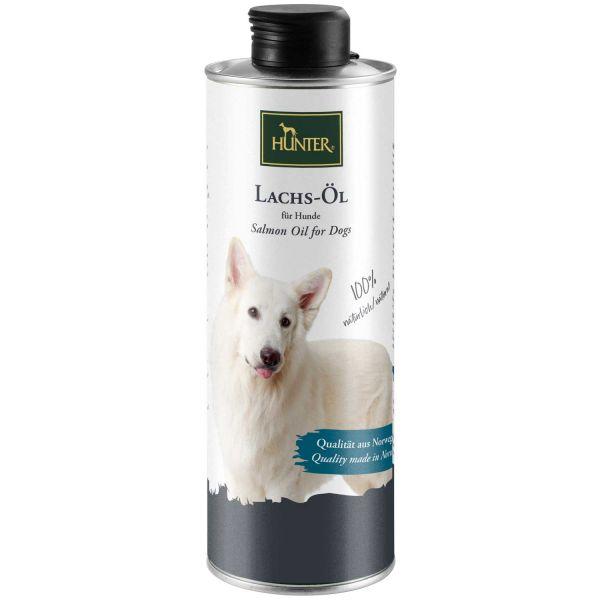 Lachs-Öl für Hunde
