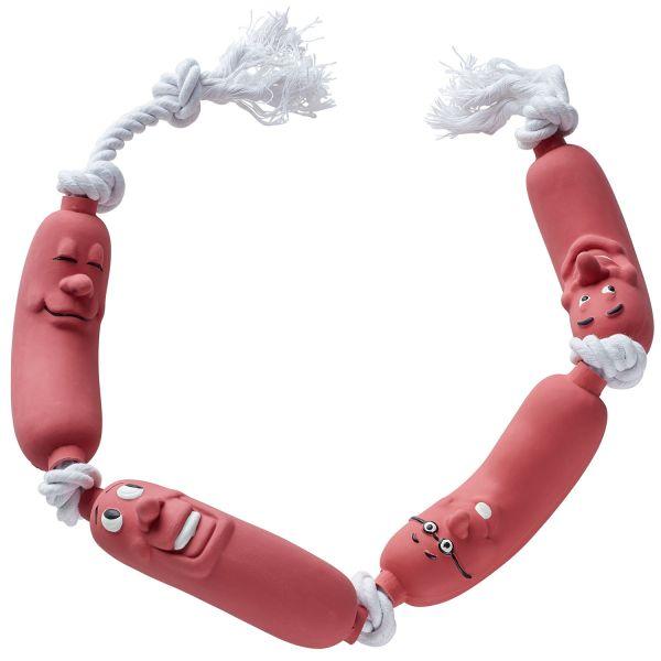 Hundespielzeug Würstl