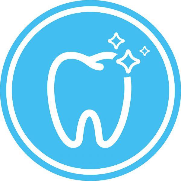 kann die Zahnreinigung unterstützen