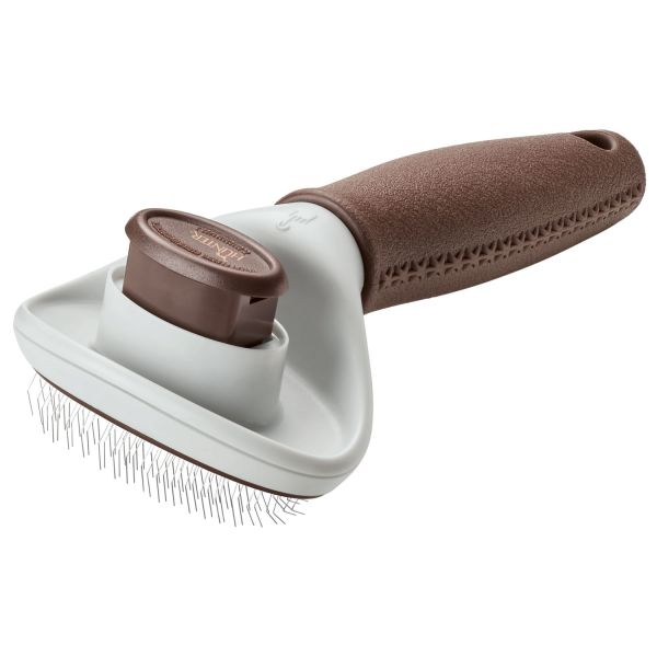 Plucking brush Spa, self-cleaning
