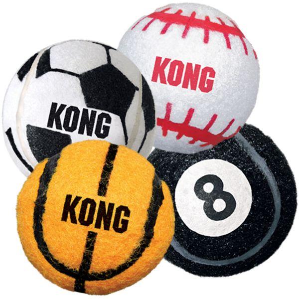 Hundespielzeug Kong® Sport Balls