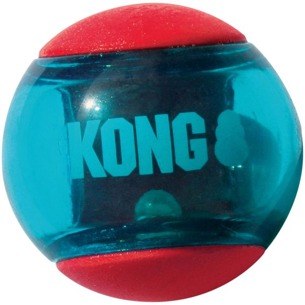 Hundespielzeug KONG® Squeezz® Action
