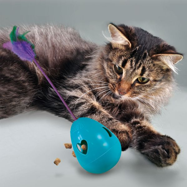 Cat toy Kong® Infused™ Tippin Treat