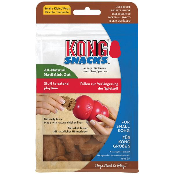 Hundesnack KONG® Snacks™ Liver