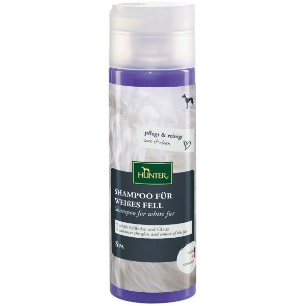 Shampoo für weißes Fell Spa