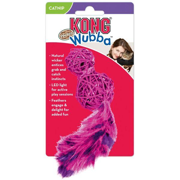Katzenspielzeug Kong® Cat Wubba™ Wicker