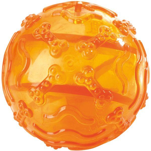 Hundespielzeug TPR Futterball Ball