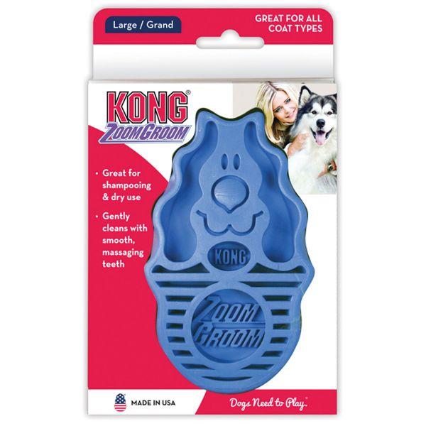 Hundestriegel KONG® Zoomgroom™