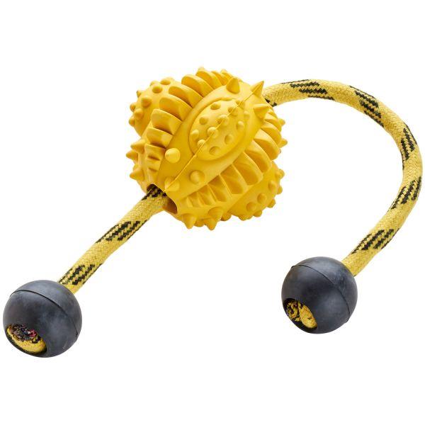 Hundespielzeug Spike Ball