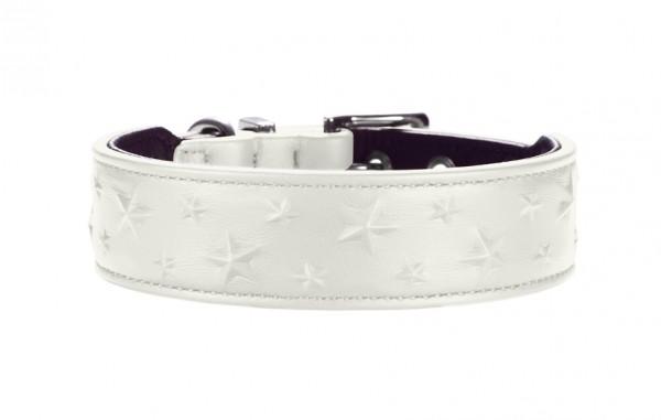 Halsband Relief Stars
