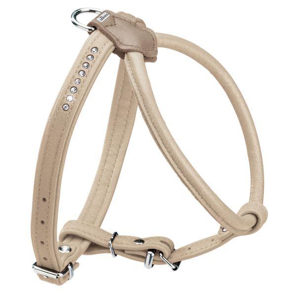 Harness Round & Soft Luxus Elk Petit