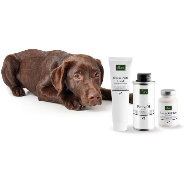Ergänzungsfuttermittel für Hunde