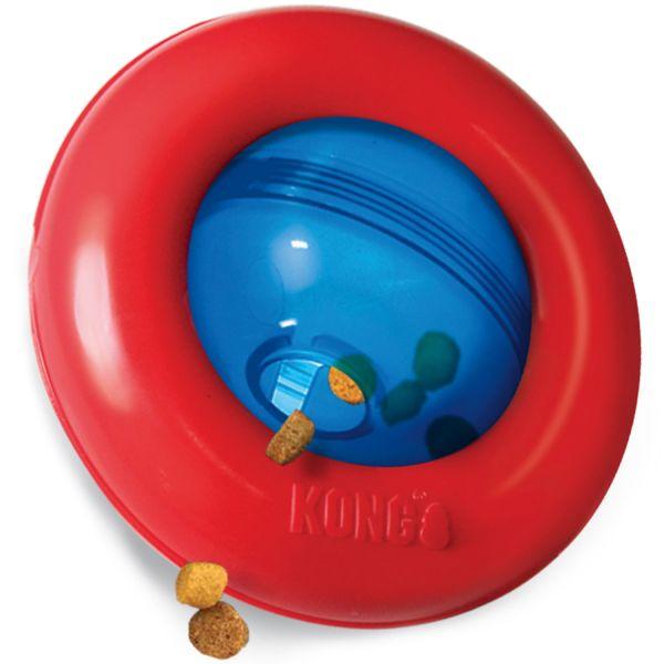 Hundespielzeug KONG® Gyro